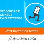E-Mail Marketing mit plentymarkets und Newsletter2Go