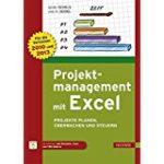 """Buchbeschreibung """"Projektmanagement mit Excel"""""""