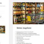 alltagshilfen-nordharz.de – professionelle Hilfe beim Einkauf und im Haushalt
